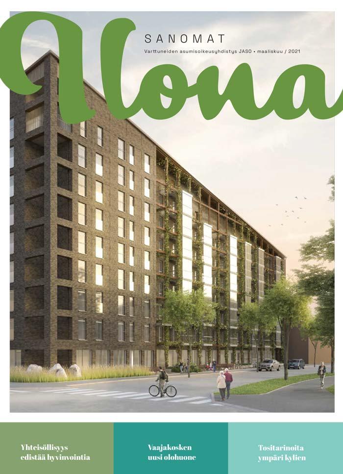 Ilona-Sanomat 3-2021